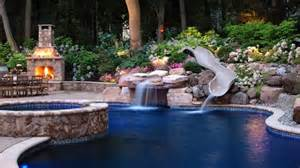 luxury home plans with pools residential landscape design landscape construction pool