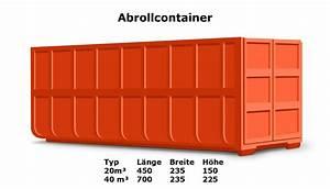 Transportkosten Container Berechnen : preise f r die container entsorgung ~ Themetempest.com Abrechnung