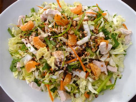 cuisine salade chicken salad