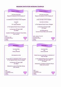 guide to wedding invitations messages weddings wedding With examples of wedding invitation verbiage
