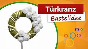 Türkranz Winter Selber Machen : do it yourself t rkranz selber machen trendmarkt24 bastelshop youtube ~ Whattoseeinmadrid.com Haus und Dekorationen