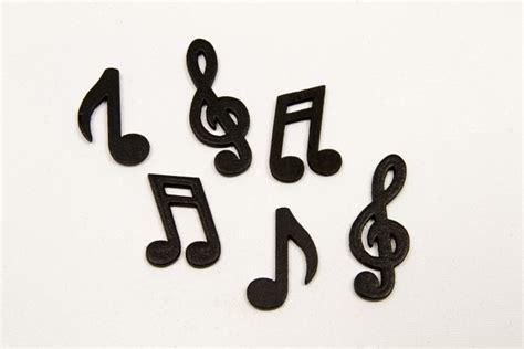 notes de musique noires d 233 co de table lafeteagogo achat et vente notes de musique d 233 co table