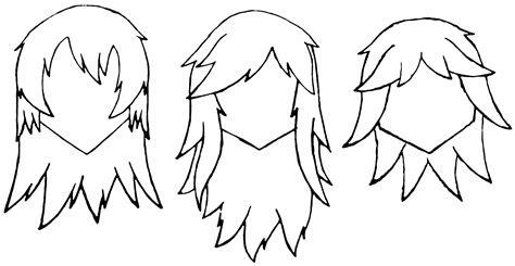 anime character drawing  getdrawingscom