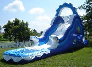 party rentals miami party rentals jump for kids water slides