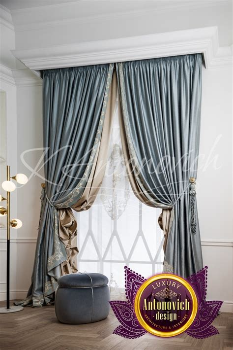 Curtain Design by Curtains Dubai Sharjah And Abu Dhabi By Luxury Antonovich