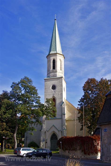 Kuldīgas Sv. Katrīnas evaņģēliski luteriskā baznīca ...