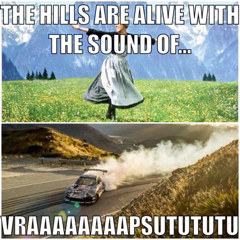 Sound Meme - the hills are alive with the sound of