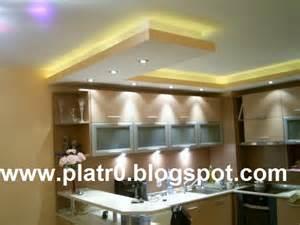decor platre pour cuisine d 233 coration cuisine en platre