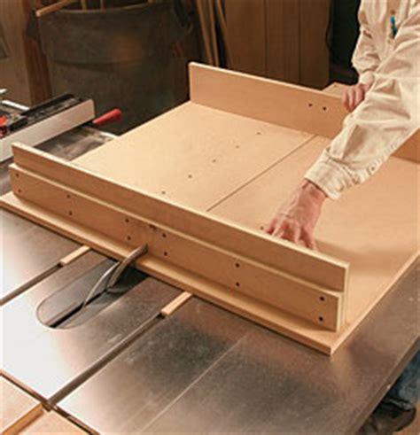 Build A Tablesaw Crosscut Sled  Fine Homebuilding