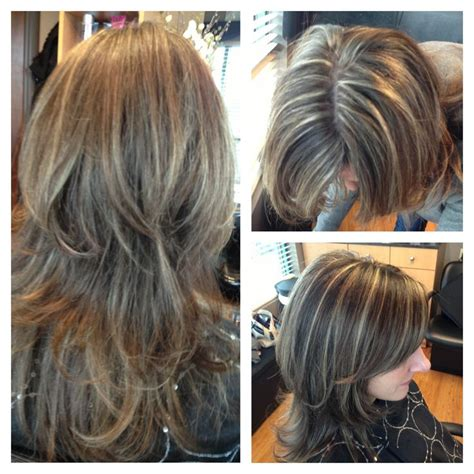 light ash brown with highlights light brown hair with highlights ash light brown hair