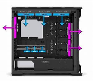 Airflow Diagram Of My Setup  Not Quite Sure If It U0026 39 S
