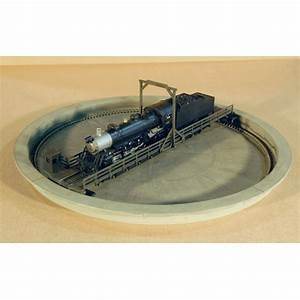 00 Gauge Size Chart Ho Turntable