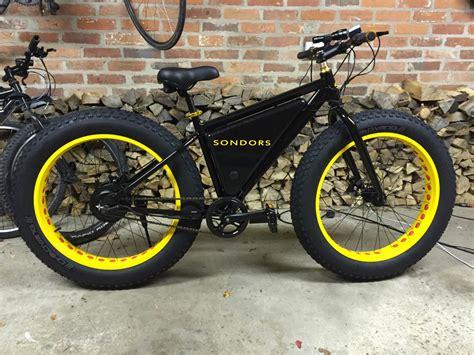 Stolen Sondors Original Electric Bike
