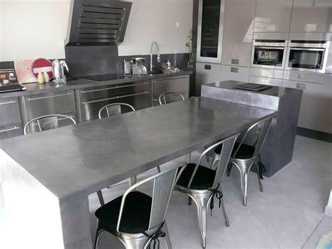 relooker table de cuisine relooker un meuble avec du béton ciré relooker un meuble