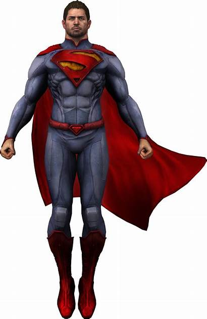 Superman Chris Redfield Transparent Dc Steel Comics
