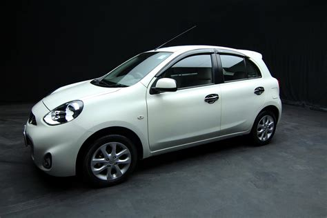 Nissan March by 2014 Nissan March 1 2 Vl A T