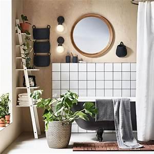 Miroir Salle De Bain Ikea : clairage salle de bains marie claire ~ Melissatoandfro.com Idées de Décoration