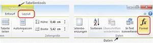 Mehrwertsteuer Berechnen Excel : word 2010 rechnen mit tabellen und formeln bits meet bytes ~ Themetempest.com Abrechnung