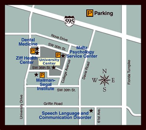 driving directions sanford  ziff health care center