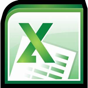 Microsoft Office Excel Icon - Office 2010 Icons ...