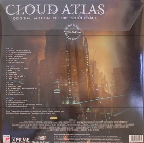 Tom Twykerjohnny Klimekreinhold Heil Cloud Atlas