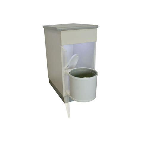 poubelle cuisine pivotante poubelle ronde blanche 1bac 12 litres ilovedetails com