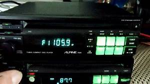 Alpine 7909 Car Cd Player