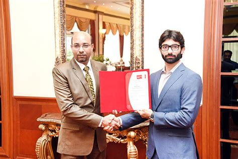bureau veritas kuwait junaid perfumes gets top iso certification
