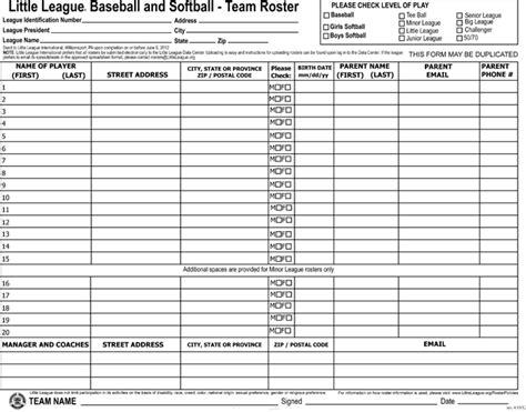 printable softball score sheets