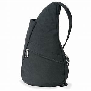 Ameribag Distressed Nylon Healthy Back Bag U00ae Tote  Small