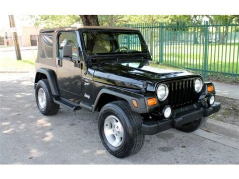 2001 Jeep Sport Specs by 2001 Jeep Wrangler Sport 4x4 Data Info And Specs