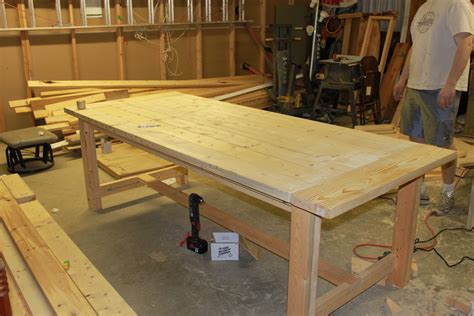 how to build a dining room table with make a table for your dining room sidetracked sarah