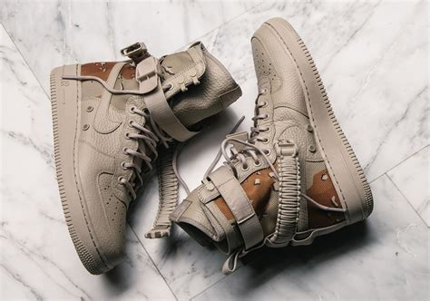 where to buy the nike sf af1 quot desert camo quot sneakernews com