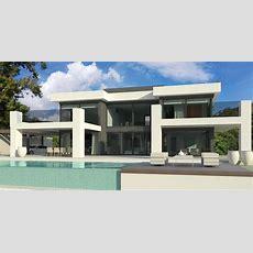 Moderne Villa Moderne 1 Tendance – Belles Idées de Design de Maison