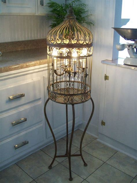 how to make a birdcage chandelier best 25 birdcage light ideas on birdcage