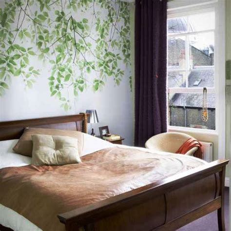 modern small bedroom decorating tips