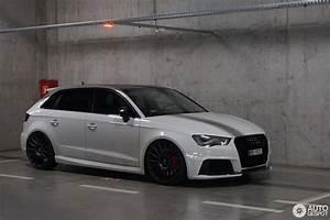 Audi Rs3 Sportback : audi rs3 sportback 8v 11 april 2017 autogespot ~ Nature-et-papiers.com Idées de Décoration