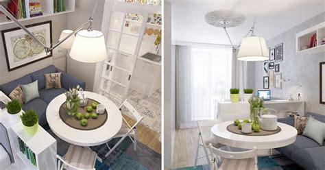 vivir en  metros cuadrados es posible decoracion de