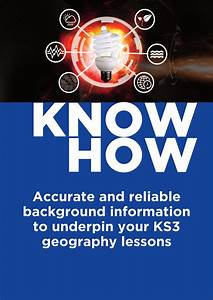 Buy Geography Teaching Resources From The Ga Shop