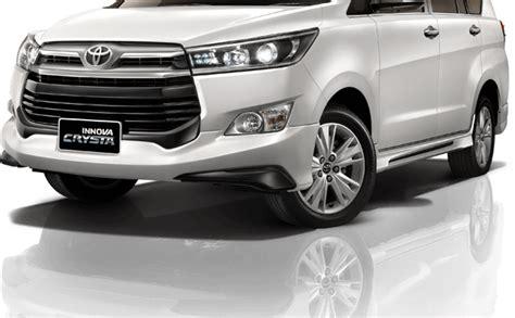 toyota innova crysta western autos thailand