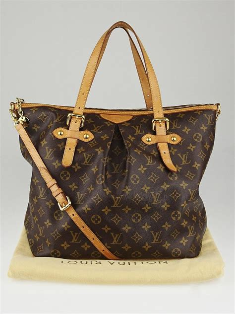 louis vuitton monogram canvas palermo gm bag yoogis closet