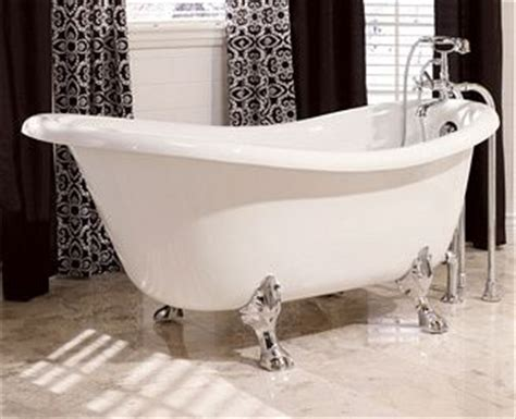 les 25 meilleures id 233 es de la cat 233 gorie baignoire sur pied