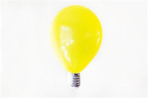 Light Bulb Etc diy lightbulb balloons all for the boys