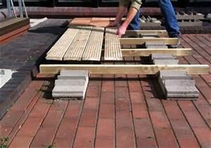 Unterbau Für Holzterrasse : kosten f r den terrassenbau damit m ssen sie rechnen ~ Markanthonyermac.com Haus und Dekorationen
