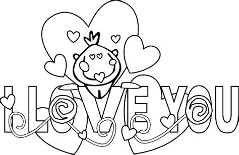 Coloring For You by I You Valentines Coloring Pages Realistic Coloring