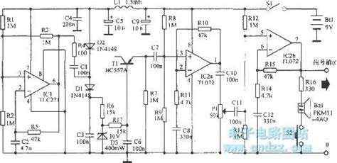 High Frequency Noise Signal Oscillator Processing