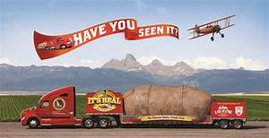 Big Idaho Potato Tour Video Contest winners | Video ...