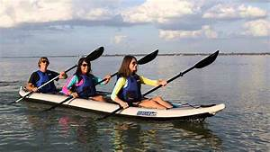 3 Person Inflatable Kayak - 465ft Fasttrack