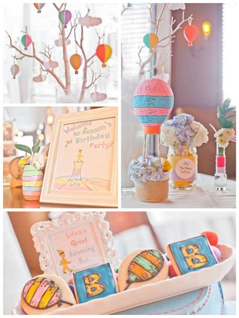 1st birthday party ideas for boys you will to kara 39 s party ideas dr seuss oh the places you 39 ll go