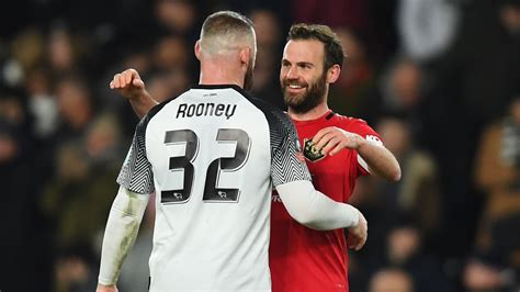The Emirates FA Cup - Derby County 0-3 Manchester United ...